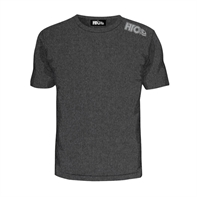 HTO T-SHIRT GREY/BLACK